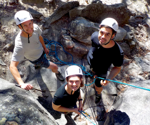 adventureintroductory rock climbing n a